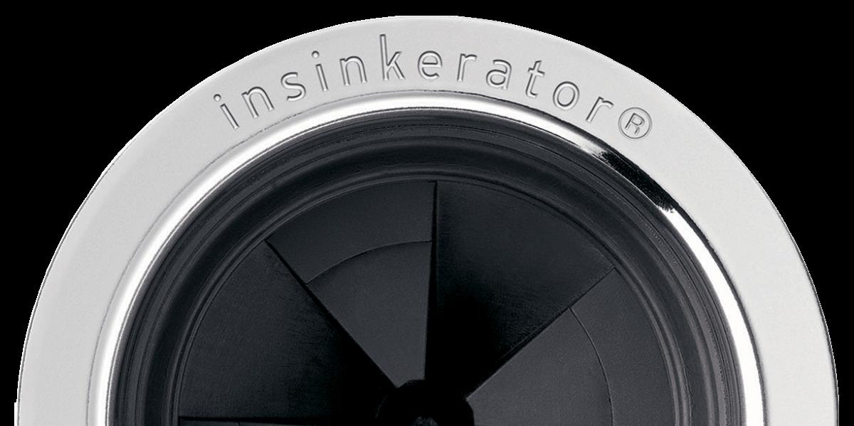 InSinkErator Disposal mouth